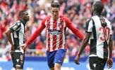 Fernando Torres lập công, Atletico đại thắng trên sân nhà