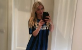 April Summers - Nữ thần Inter Milan