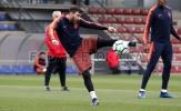 Messi 'luyện công' quyết tâm đốt lưới Celta Vigo