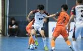 Nửa chặng đường đáng nhớ của giải Futsal VFL