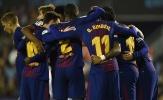 SỐC: Lò La Masia sạch bóng ở Barca