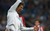 Ghi bàn, Ronaldo vẫn nổi giận với chính mình