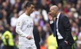 Zidane chỉ ra lí do khiến Real gây thất vọng ở La Liga