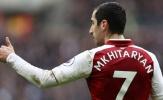 Arsenal bước vào những ngày quan trọng nhất mùa giải: Thành bại dựa vào Mkhitaryan