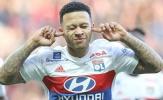 Depay không thể ngừng ghi bàn, Lyon sắp soán ngôi Monaco