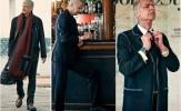 Giáo sư Wenger và gu thời trang sang chảnh bất ngờ