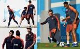 Messi lên dây cót, Barcelona chờ rinh cúp