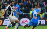01h45 ngày 23/4, Juventus vs Napoli: Giờ phán xét