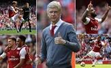 7 phút bùng nổ, Arsenal thắng giòn giã West Ham trên sân nhà