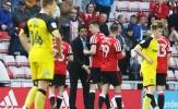 TẤN BI KỊCH: Sunderland rơi tự do, chạm đáy hạng 3