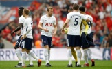 Tottenham: Đá thế này, đừng mơ xưng bá nước Anh