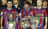 10 cầu thủ đoạt nhiều danh hiệu nhất cấp độ CLB: Đến Barca là có cúp