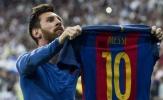 Messi lập kỳ tích đáng nể