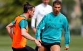 So kè với Ronaldo, Bale quyết tâm giành suất đá chính trong trận Bayern