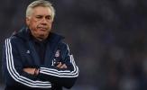 FIGC xác nhận đã làm việc trực tiếp với Ancelotti