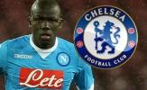Chelsea phá két chiêu mộ sao Napoli