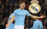 Tìm đối tác cho Ramos, Real tiếp cận 'hàng thải' của Man City
