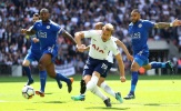 Tottenham cùng Leicester City tạo nên trận cầu 9 bàn thắng điên rồ