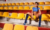 Patricia Jordane - Mẫu Playboy bốc lửa của Neymar