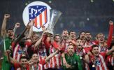 Griezmann tỏa sáng rực rỡ, Atletico lên ngôi xứng đáng tại Europa League