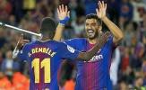 Barca trước mùa Hè biến động: Suarez & Dembele 'bán xới' khỏi Camp Nou?