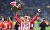 Torres nghẹn ngào trong lễ rước cúp Europa League
