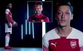 Arsenal tung áo đấu mới cực chất