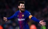 Lionel Messi hay nhất La Liga 2017/18