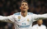 Ronaldo vượt mặt Messi về độ nổi tiếng