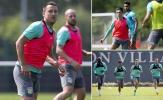 John Terry dốc sức vì Aston Villa cho 'nấc thang lên thiên đường'