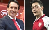 Ozil sẽ là át chủ bài của Emery tại Arsenal
