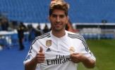 'Thần đồng' một thời của Real Madrid chuẩn bị ra đi
