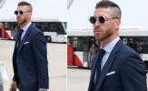 Ramos 'nhai lại' phong cách thời trang lấy may trước chung kết