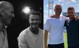 Vì Man Utd, Beckham lên tiếng khẩn cầu Zidane
