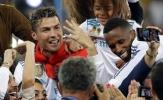 Tại sao lúc nào cũng phải là Cristiano Ronaldo