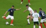 Mục tiêu của Liverpool tỏa sáng, Pháp hạ gục CH Ireland