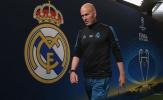 Zinedine Zidane và những HLV từ chức để lại nhiều tiếc nuối cho CĐV