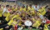 Với 5 triệu bảng, Klopp từng đưa Dortmund đến ngôi vô địch Bundesliga