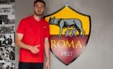 Cách giới thiệu tân binh không đụng hàng của AS Roma
