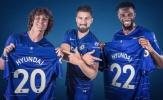 Chelsea đồng ý thỏa thuận trị giá 50 triệu bảng