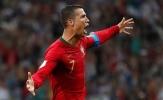 Ghi bàn từ chấm 11m, Ronaldo tỏ thái độ bí hiểm