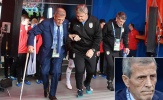 Khoảnh khắc World Cup: Lần cuối cho Oscar Tabarez?