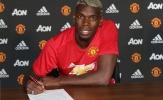 Không đâu tốt cho Paul Pogba hơn Man United
