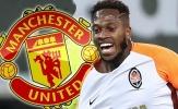 CỰC SỐC: Fred chưa phải là người của Man United!