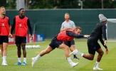 Young, Lingard khiến Harry Kane hụt hơi trên sân tập tuyển Anh