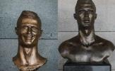 Tượng đồng 'vạn người chê' của Ronaldo đã bị hạ bệ