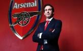 CHÍNH THỨC: Bộ sậu của Unai Emery ở Arsenal lộ diện