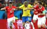 Fan Brazil vẫn vững tinh thần chuẩn bị tiệc bóng đá