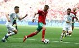 Bồ Đào Nha lộ 'tử huyệt' trong trận gặp Morocco