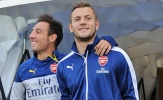 Cazorla chỉ điểm Wilshere bến đỗ mới sau khi rời Arsenal